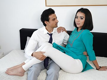 Indian MILF COVID lawsuit fucked by the pervert Contaminate
