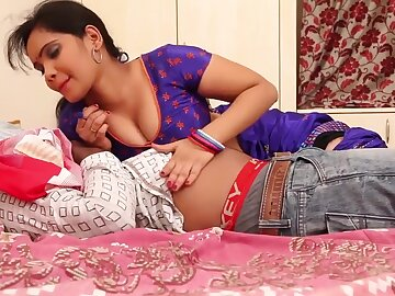 Anjali Aunty Romance With Husband On Brink (Part 1)